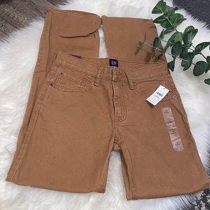 gap jeans size 12 NEW